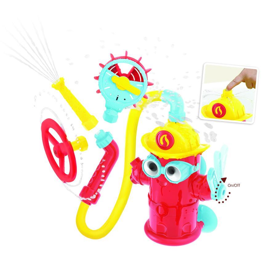 Yookidoo® Jouet de bain Freddy le pompier arroseur