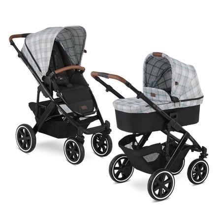 ABC DESIGN Kinderwagen Salsa 4 Air Fashion Edition Smaragd