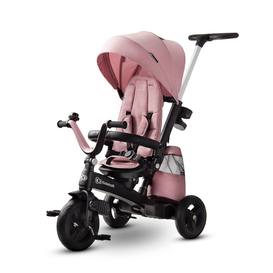 Kinderkraft  EASYTWIST mauvelous pink