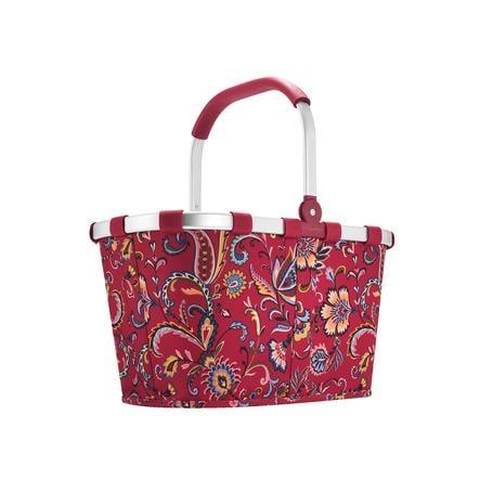reisenthel ® bærepose paisley rubin