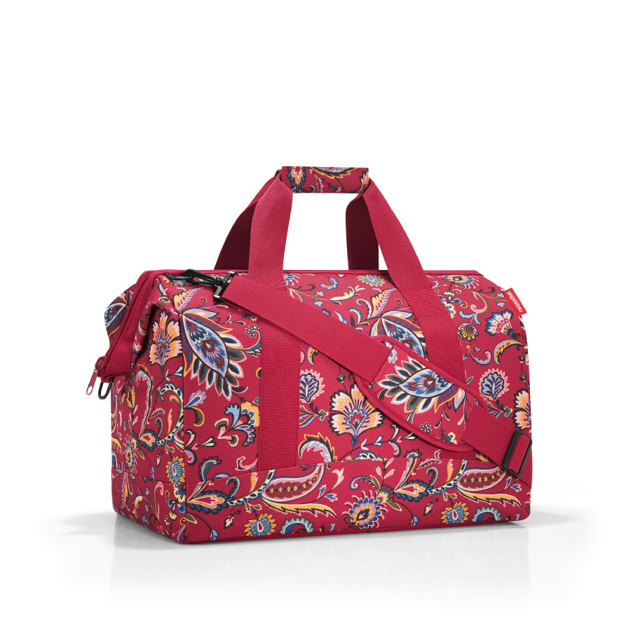 reisenthel® Torba podróżna allrounder L paisley ruby