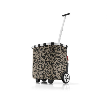 reisenthel® Valise à roulettes carrycruiser baroque taupe