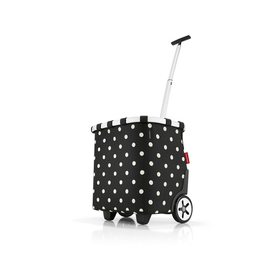 reisenthel® Valise à roulettes enfant carrycruiser mixed dots