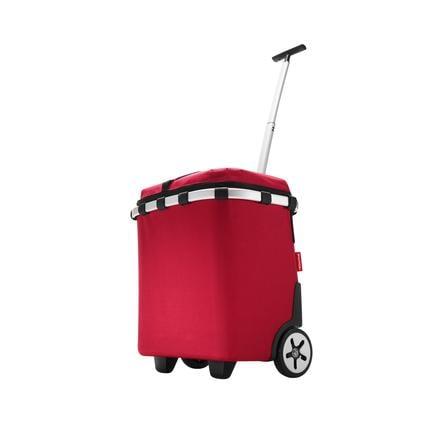 reisenthel přepravka na kolečkách iso red