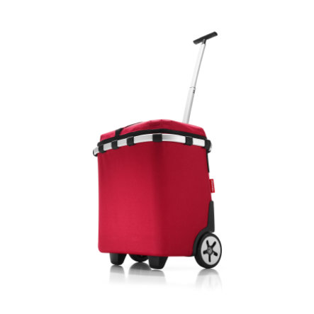 reisenthel® Valise à roulettes enfant isotherme carrycruiser iso red