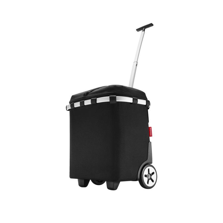 reisenthel® Valise à roulettes enfant isotherme carrycruiser iso black