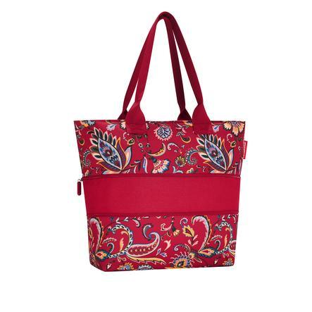 reisenthel ® shopper e1 rubino paisley