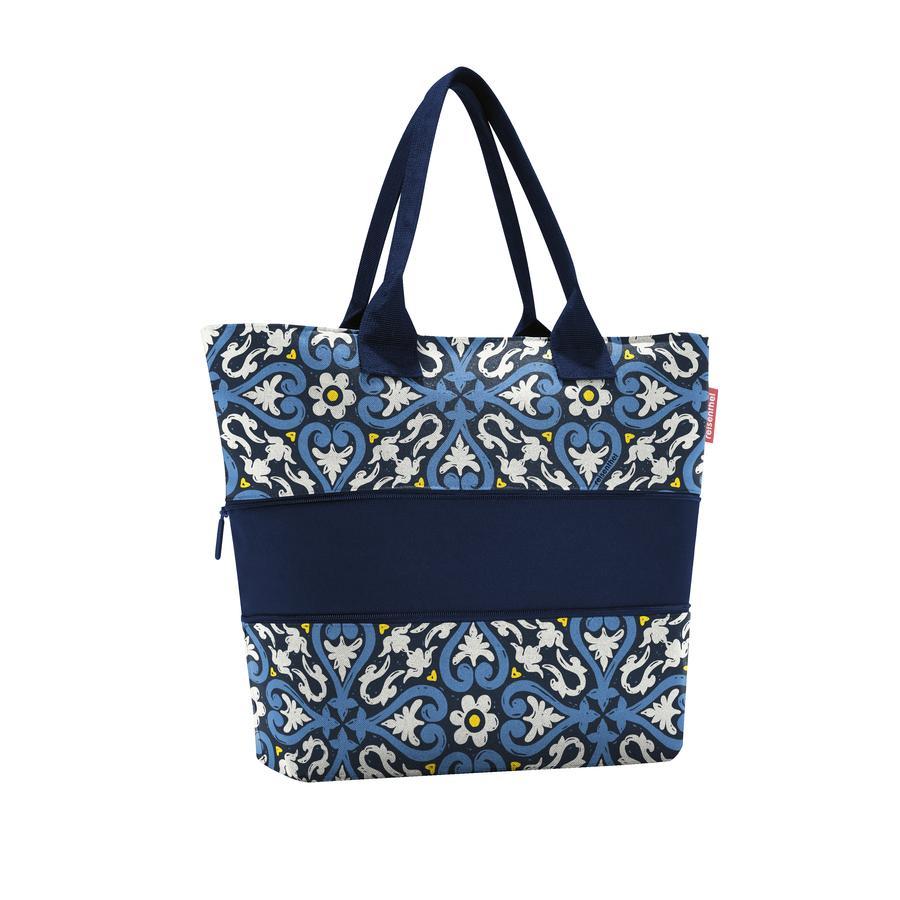 reisenthel nákupní taška e1 květinová