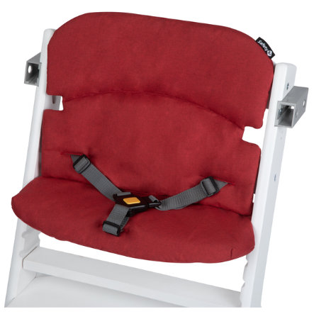 Safety 1st Coussin d'assise de chaise haute enfant Timba Ribbon Red Chic
