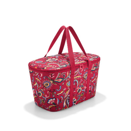 reisenthel ® coolerbag paisley rubin
