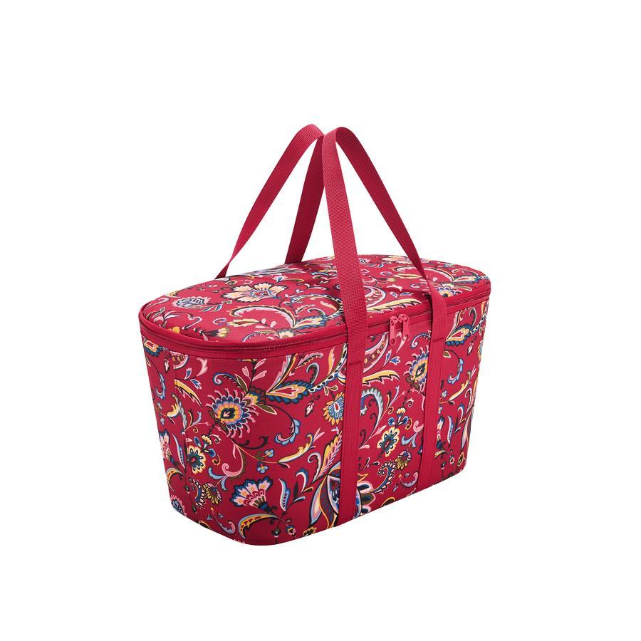 reisenthel chladicí taška paisley rubín