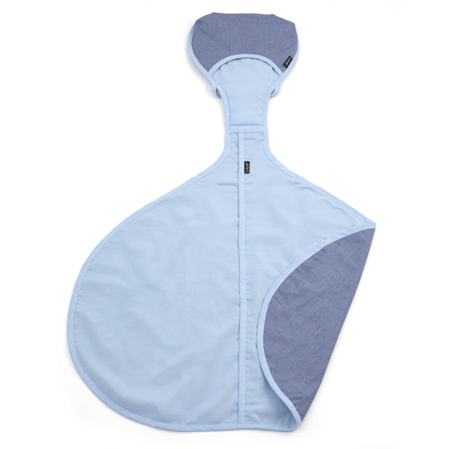 KipKep Feedi Voedingsdoek Sleepy Blue