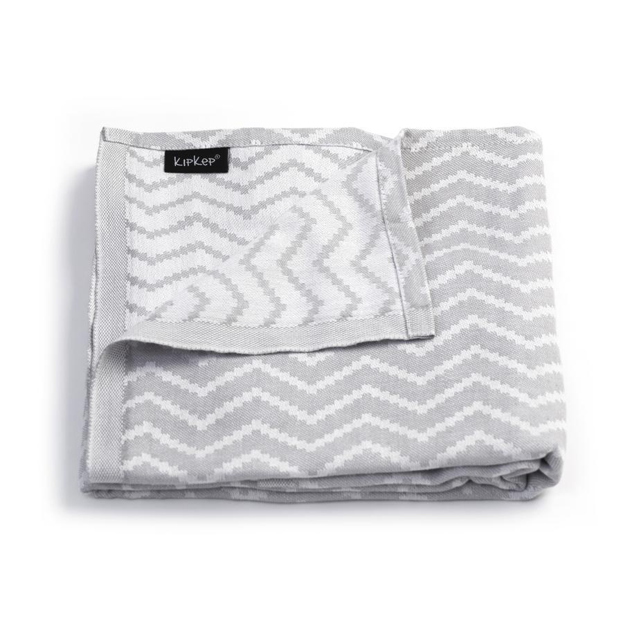 KipKep Blenker badehåndklæde 170 x 100 cm sølvgrå