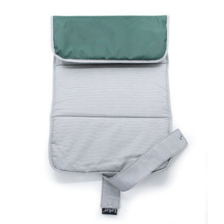 KipKep Matelas à langer Napper Calming Green 63x35 cm