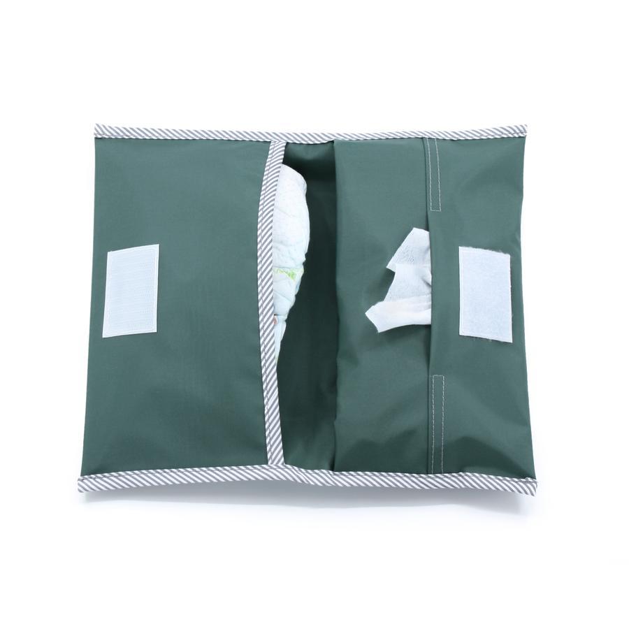 KipKep Valigetta per l'avvolgimento della pinza Calmante Green