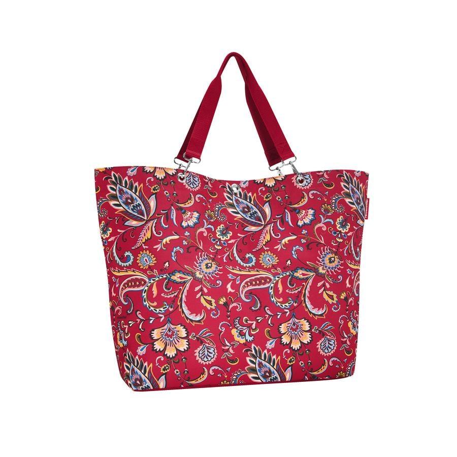 reisenthel® shopper XL paisley ruby