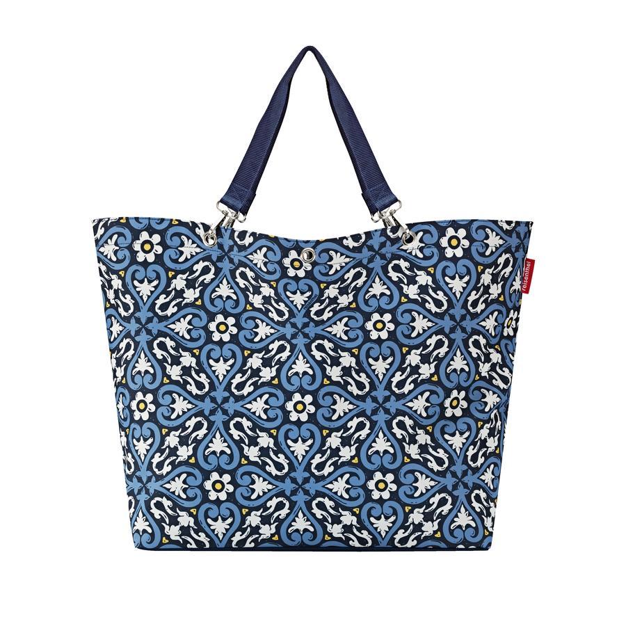 reisenthel nákupní taška XL květinový