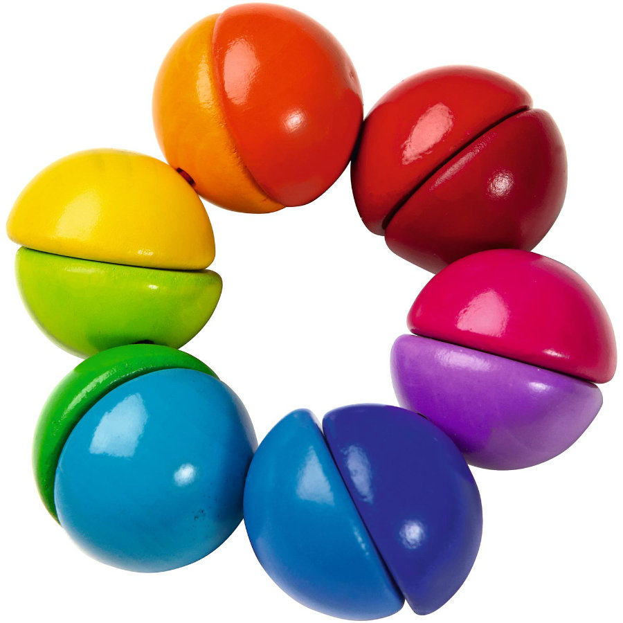 HABA Hochet boules magiques 301260