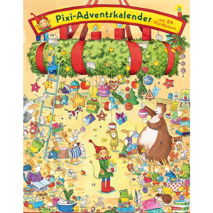 CARLSEN Pixi Adventskalender 2020