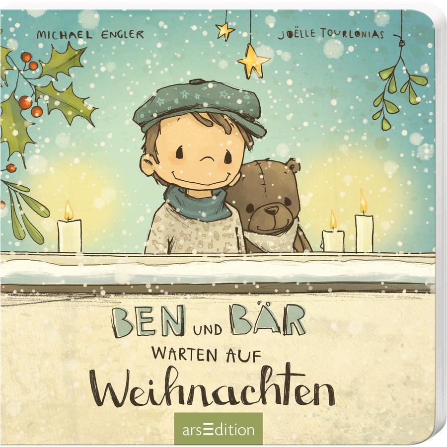 arsEdition Ben und Bär warten auf Weihnachten
