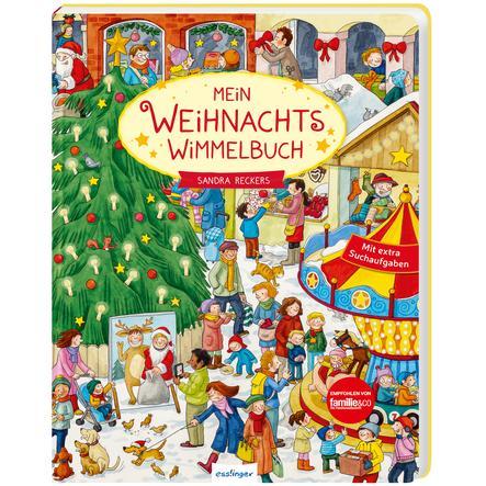 Esslinger Mein Weihnachts-Wimmelbuch