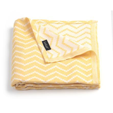 KipKep Blenker badehåndkle 170 x 100 cm Sunset Gold