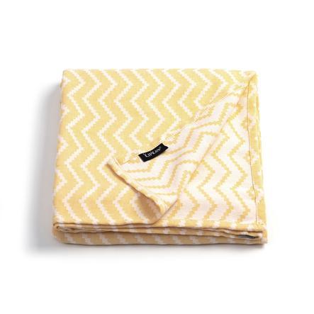 KipKep Blenker badehåndklæde 200 x 120 cm Sunset Gold