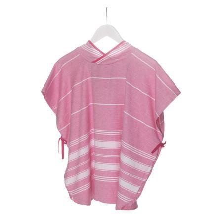 KipKep Blenker Badeponcho 68 x 55 cm Pink