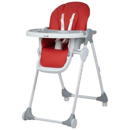 Safety 1st Chaise haute évolutive enfant Looky Red Campus