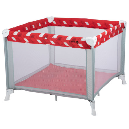 Safety 1st Laufstall Circus Red Campus