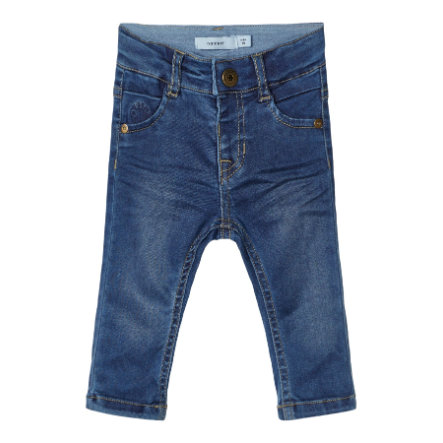 name it Jeans pour garçons SOFAM Medium NB Denim bleu