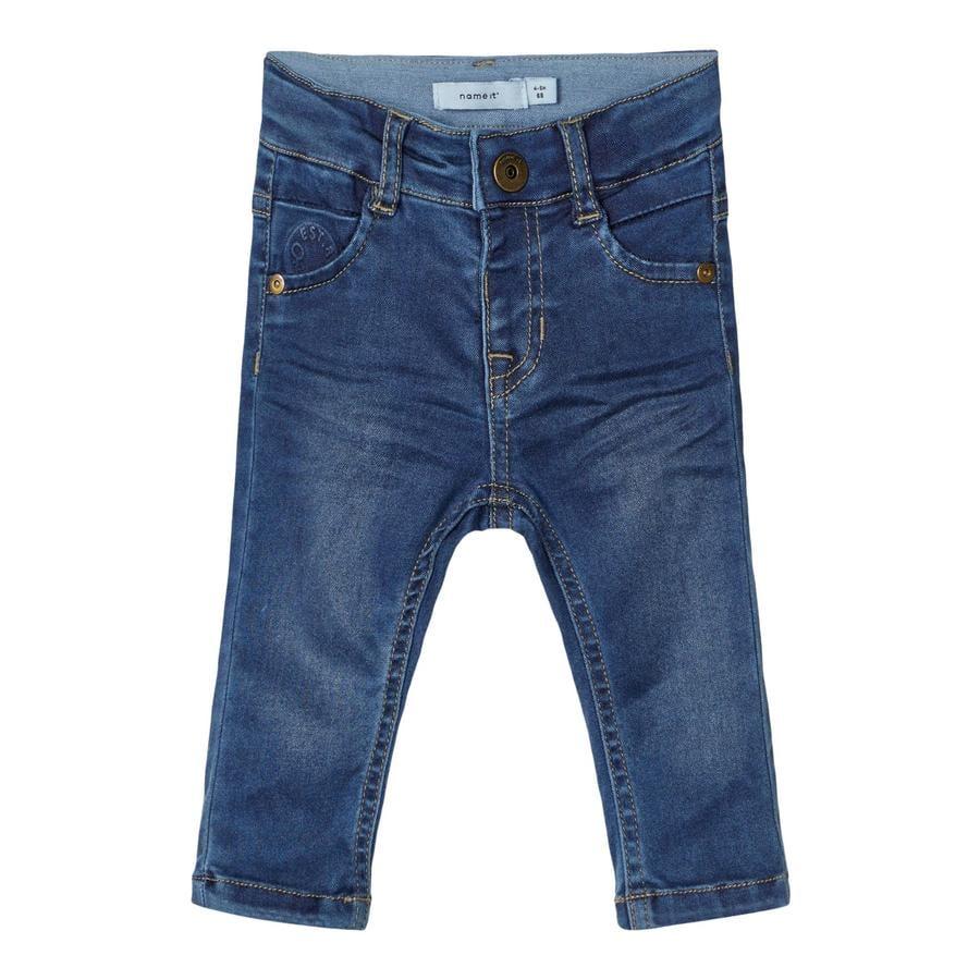 name it Jongens Jeans NBMSOFUS Medium Blauwe Denim
