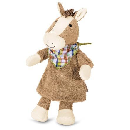 Sterntaler Handpuppe Pferd