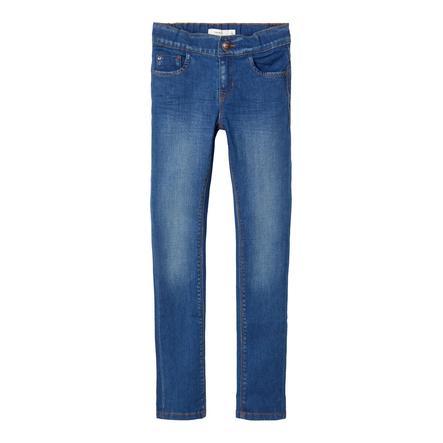 name it Jeans NKFPOLLY medium blue denim
