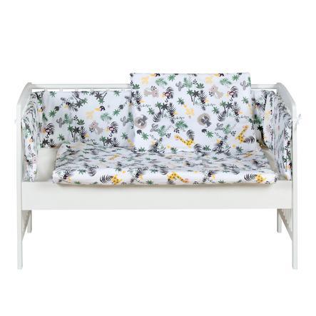 Schardt Lit cododo Micky jungle blanc 60x120 cm