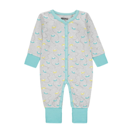 KANZ Boys pyjamas 1 stk. | multi allover farge utg