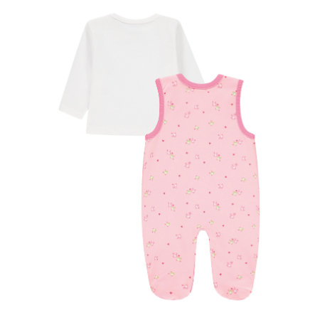 KANZ Girls Strampler-Set barely pink|rose
