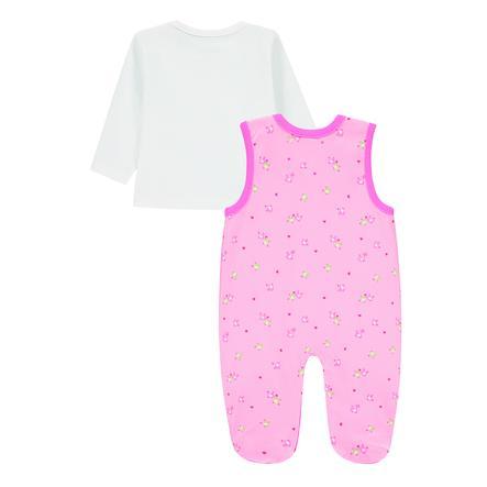 KANZ Girls zestaw kombinezonów łazienkowych barely różowy|rożec