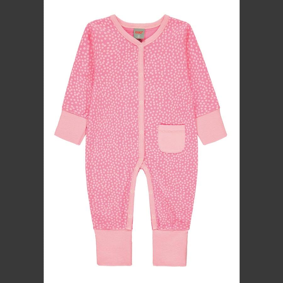 KANZ Girls Schlafanzug 1tlg. allover|multicolored