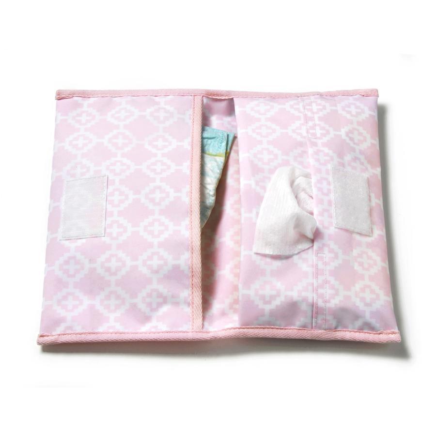 KipKep Napper bleetaske Roccy Pink