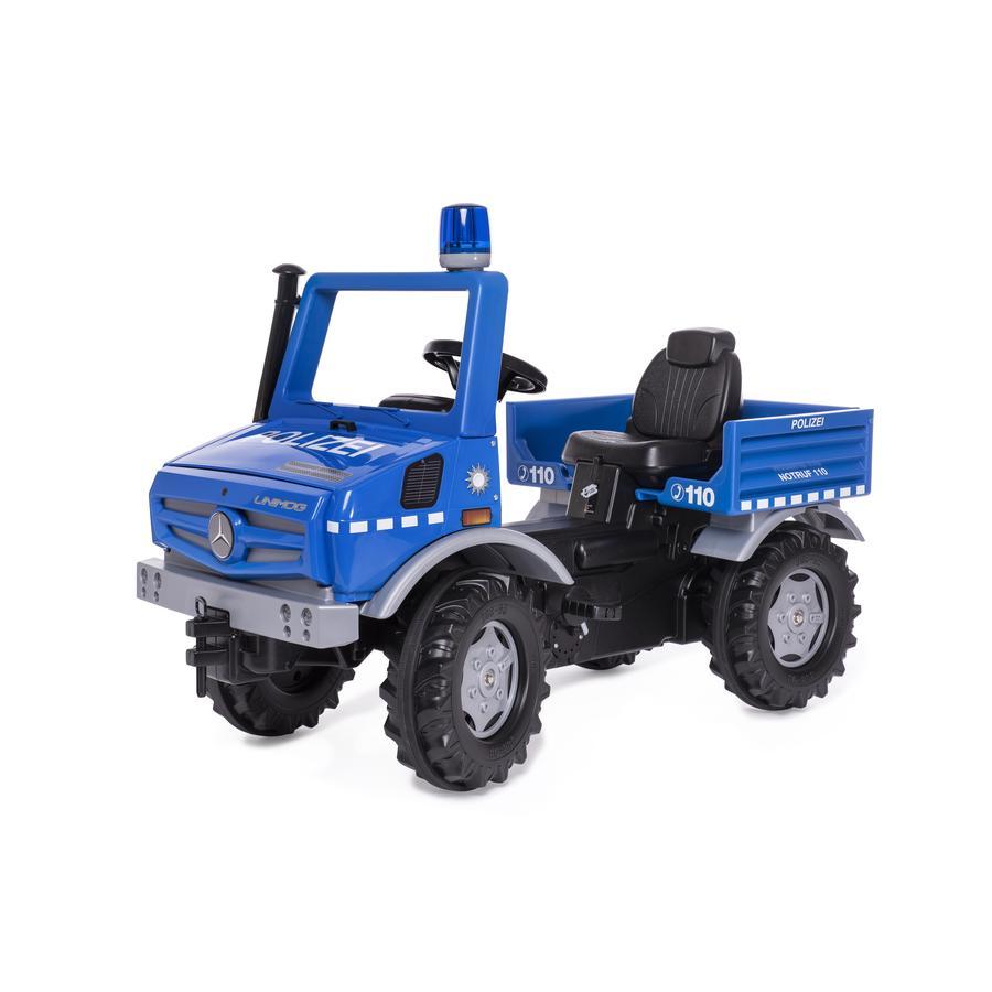 rolly®toys rollyUnimog Polizei