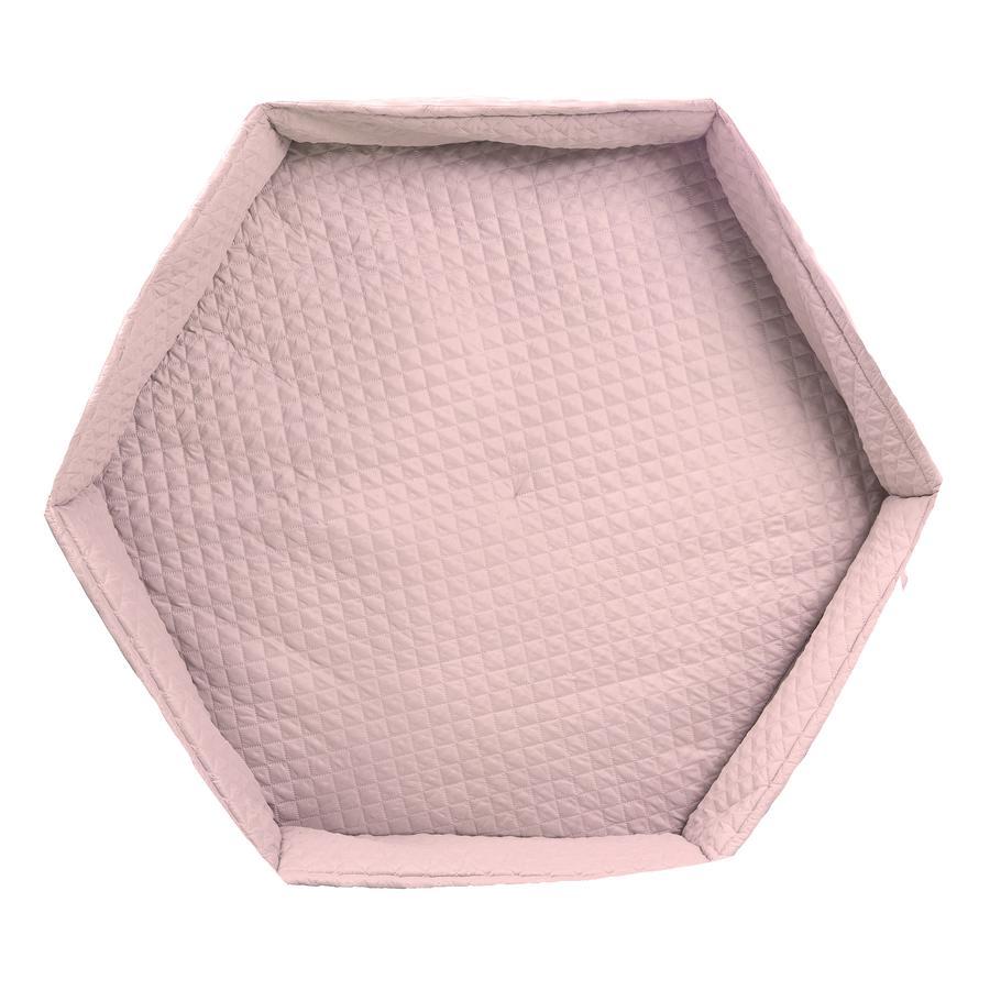 roba Lekeplateinnsats 6-kantet rosa