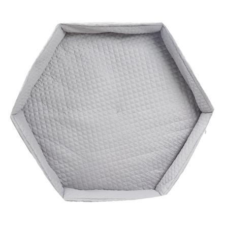 roba hexagonální vložka do ohrádky šedá