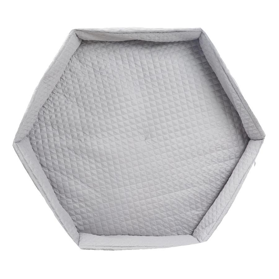 roba Intarsio per box Style grigio esagonale