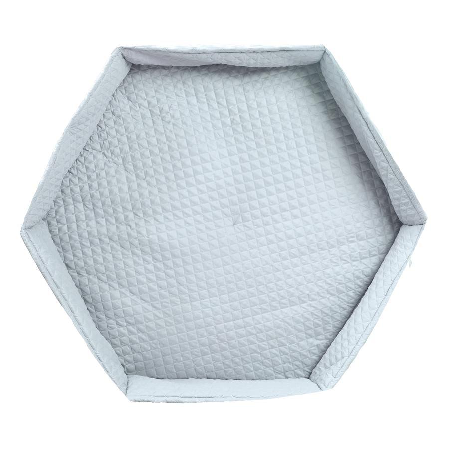 roba Matelas tapis de parc enfant hexagonal Style turquoise