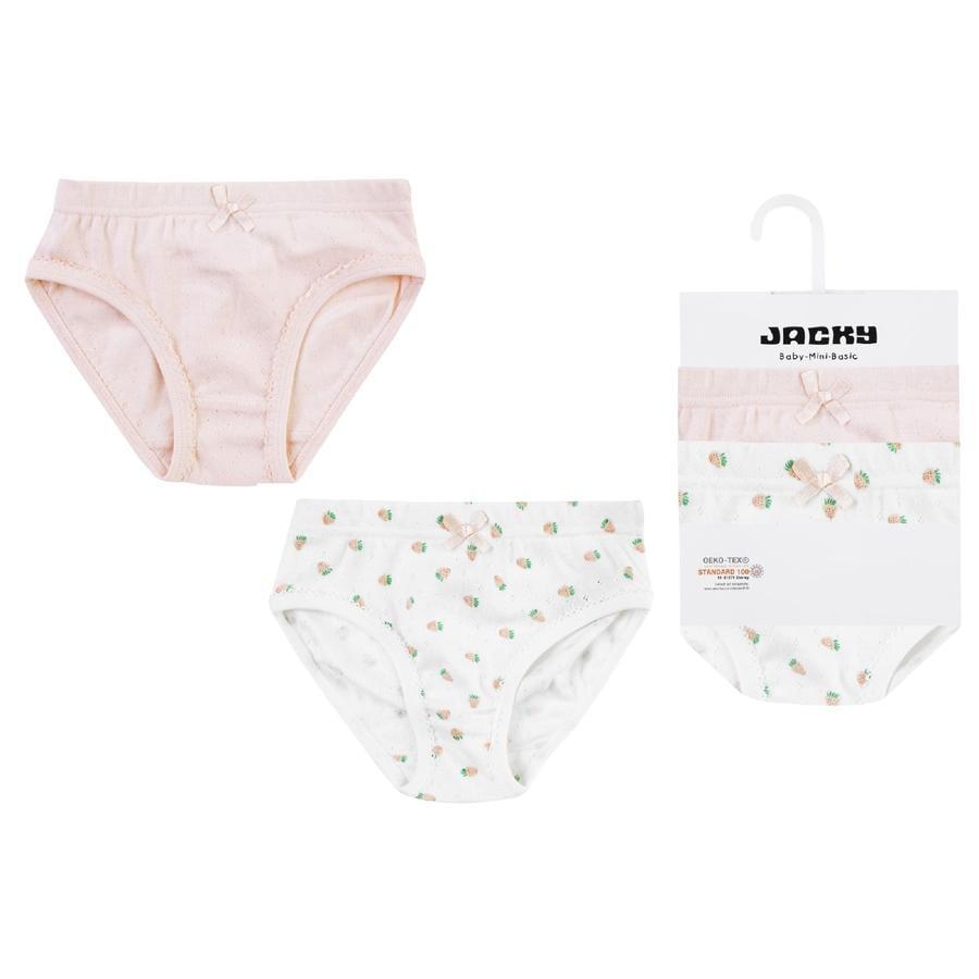 JACKY Briefs 2-pack GIRLS