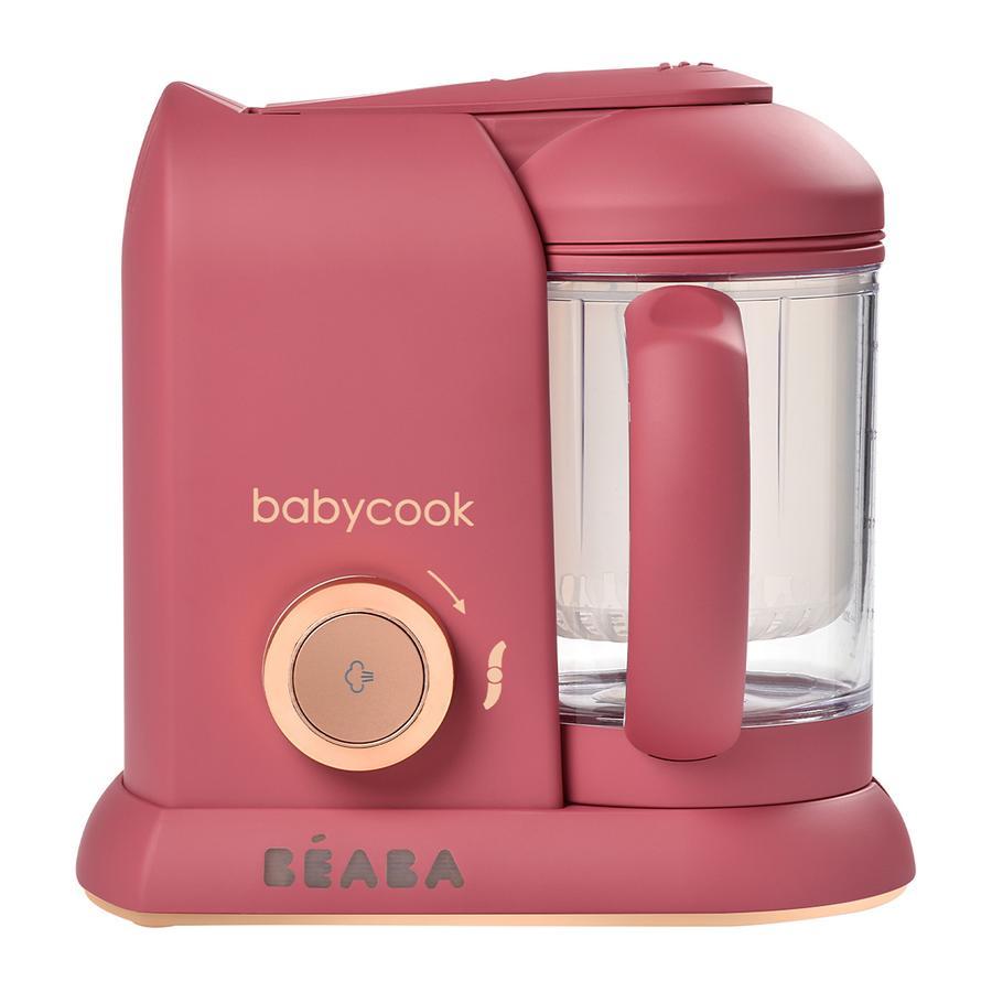 BEABA Küchenmaschine Babycook® Solo 4 - in - 1 Litschee