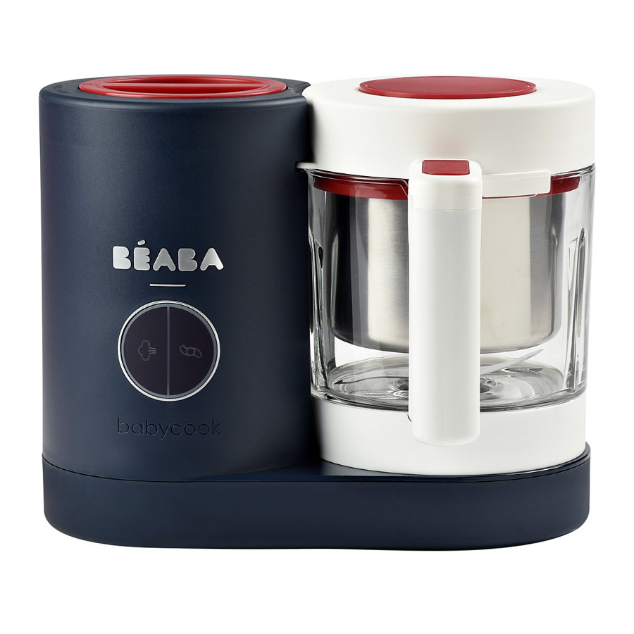 BEABA Foodprocessor Babycook ® Babycook ® NEO 4 - i 1 Limited Edition - French Touch