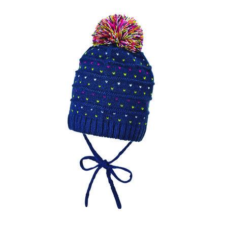 Sterntaler pletená čepice námořní
