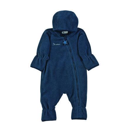 Sterntaler Overall Fleece blau melange